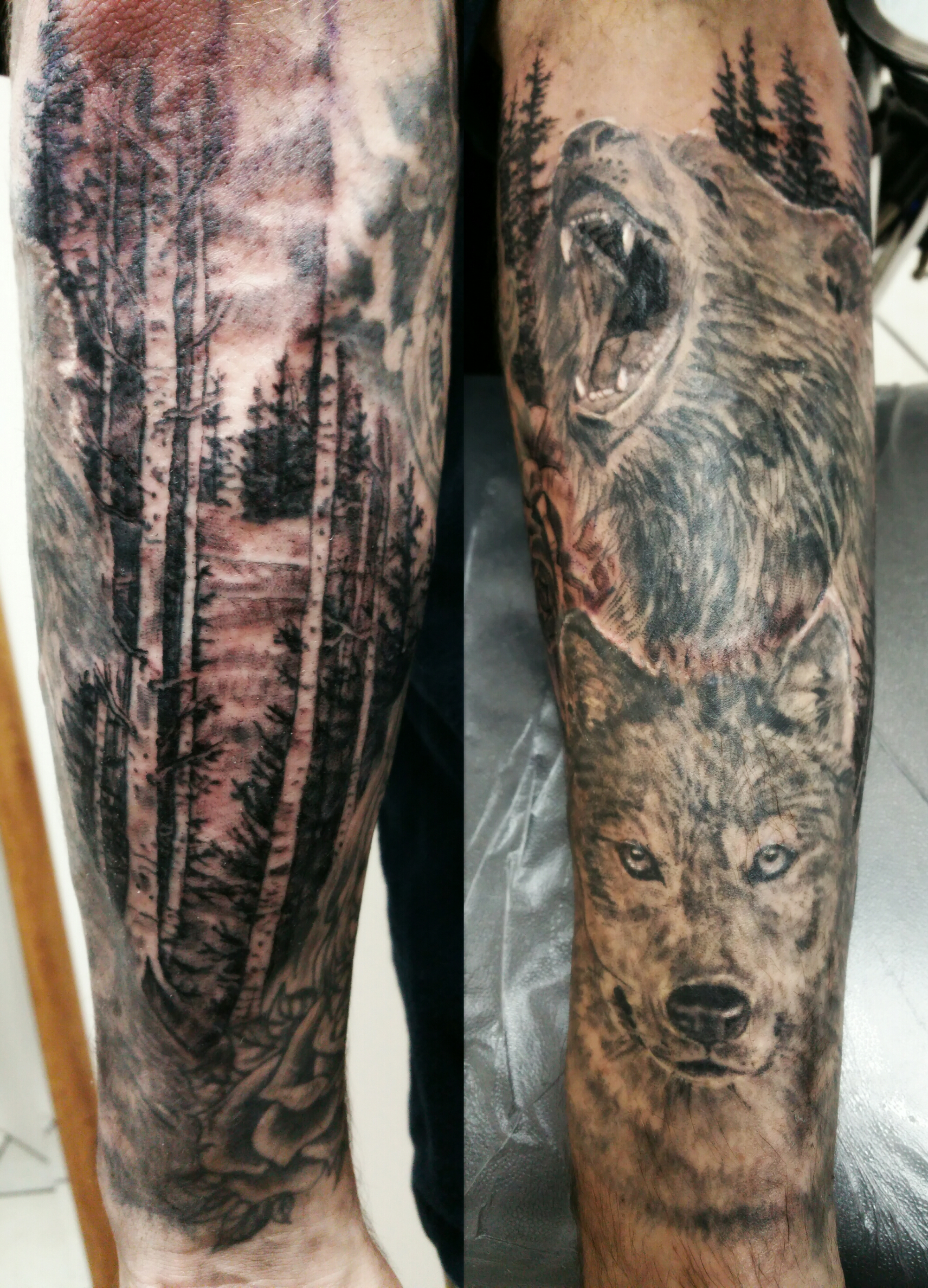 Tattoo Covers Sleeves